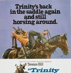 Movies You Should Watch If You Like Trinity Is Still My Name (1971)